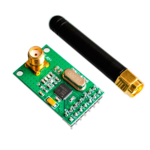 NRF905 - модуль трансивера 433 / 868 / 915 МГц