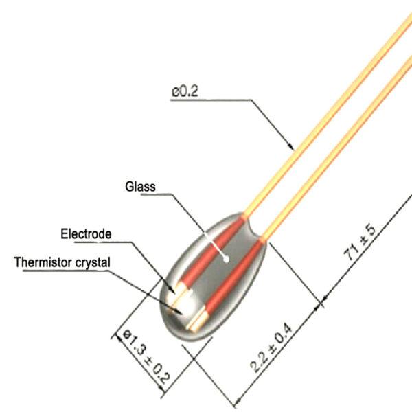 Схема NTC Термистора
