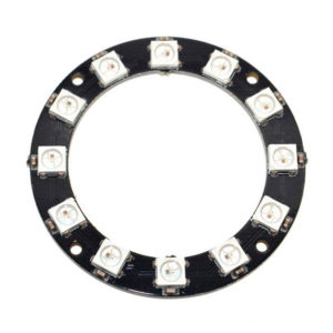 NeoPixel 12 - кольцо из светодиодов WS2812B