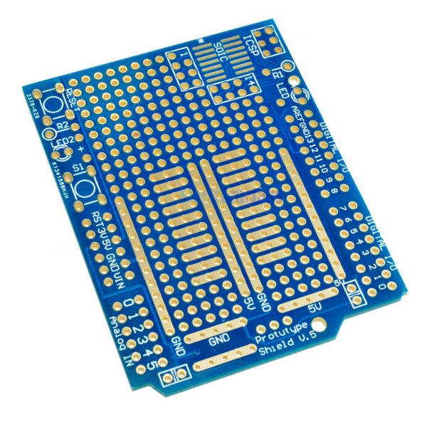 Макетная плата для Arduino Uno Proto Shield
