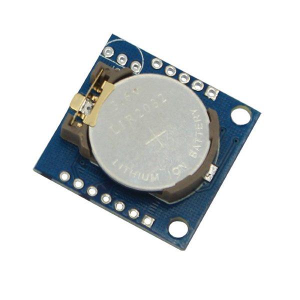 DS1307 - RTC (модуль часов реального времени)