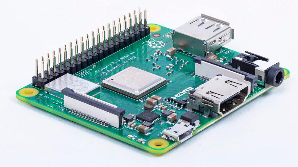 Представлена новая плата Raspberry Pi 3 Model A+