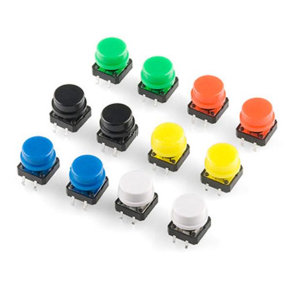 Круглый колпачок для кнопок SWT-9, SWT-9