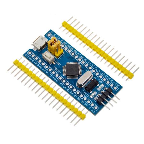 STM32F103C8T6 - отладочная плата STM32