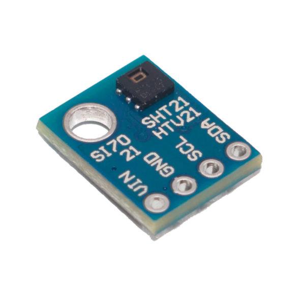 Si7021 - высокоточный I2C модуль измерения влажности