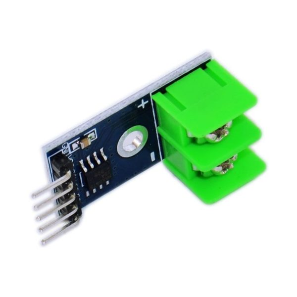 Нормализатор сигнала термопары К-типа (max6675)