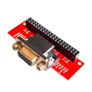 VGA адаптер для Raspberry Pi