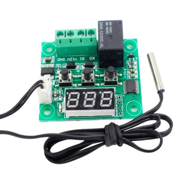 W1209WK – программируемый терморегулятор