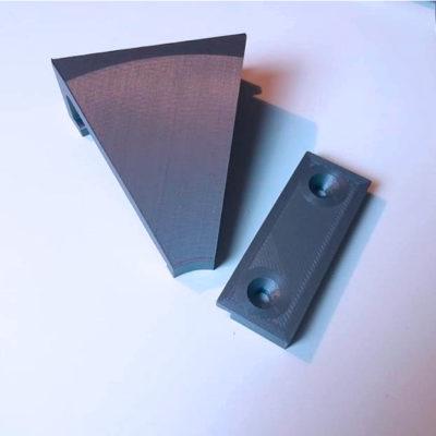 3D печать на заказ: механизм крепления из ABS пластика