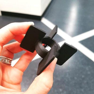 Пример печати ABS пластиком