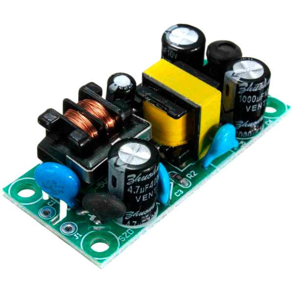 Блок питания AC-DC (5 вольт, 1 ампер)