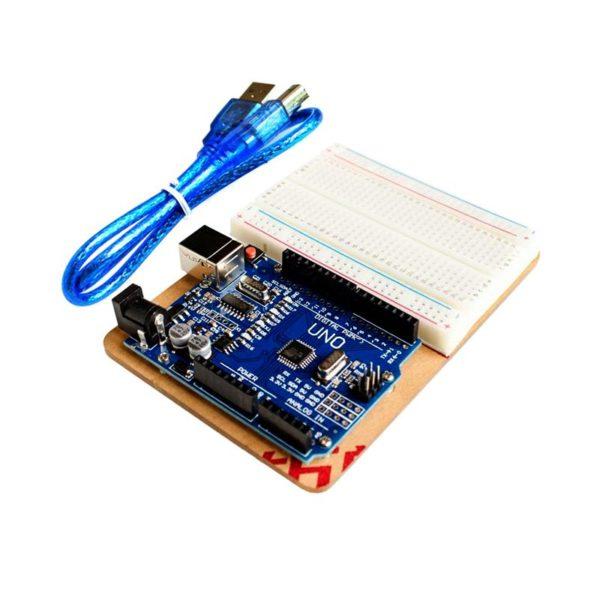 Акриловая платформа для Arduino Uno