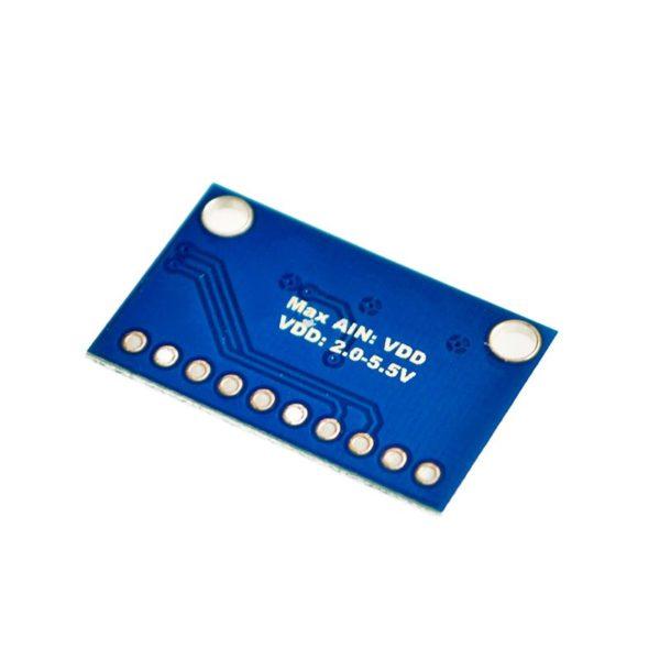 ADS1115, модуль АЦП/ЦАП 16 бит (I2C)
