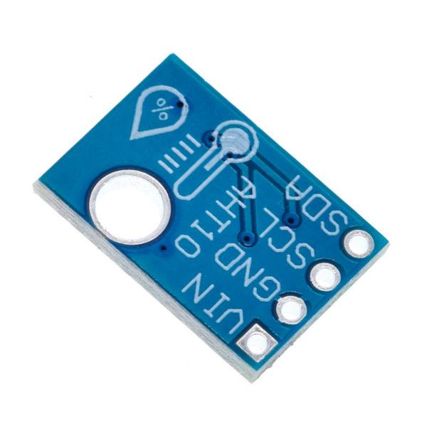 AHT10 - I2C датчик температуры и влажности