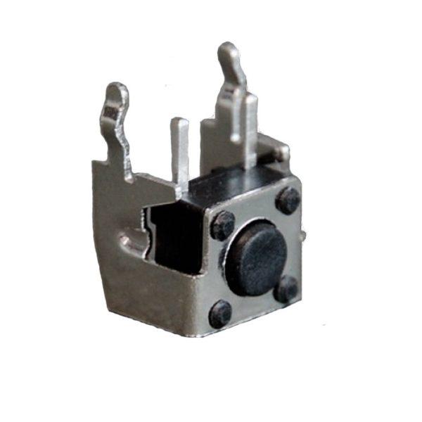 Угловая тактовая кнопка SWT 6x6- 4.3 R (TS-A1PV-130)