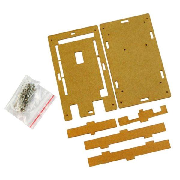 Прозрачный акриловый корпус для Arduino MEGA 2560