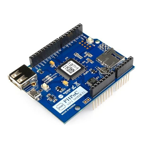 Arduino PHPoC WiFi Shield