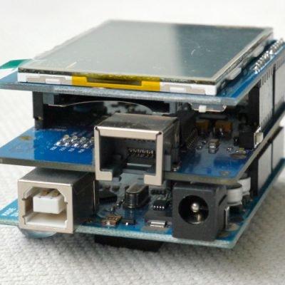 Проектирование шилдов для Arduino