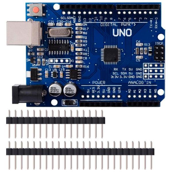 Arduino Uno R3 (ATmega 328P / CH340G)
