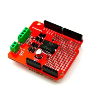 Arduino Ardumoto Motor Shield L298P