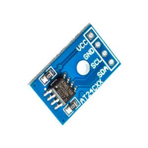 AT24CO2 — модуль I2C энергонезависимой памяти