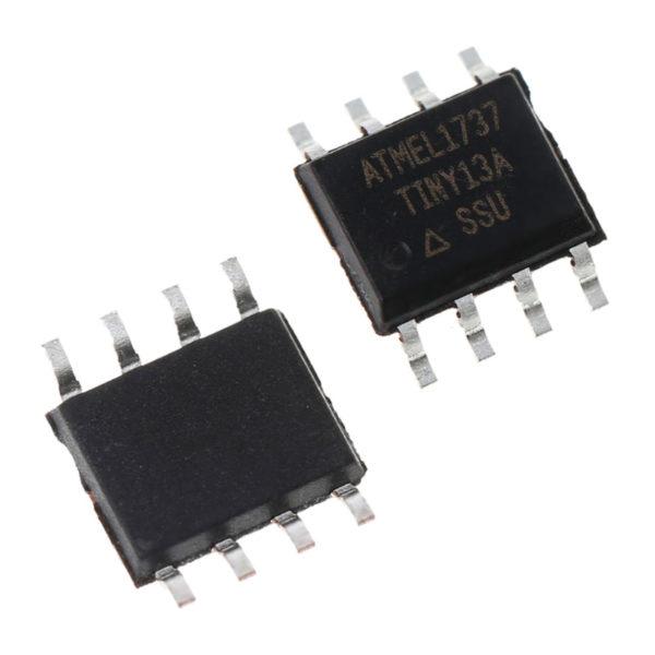 Микроконтроллер Attiny 13A (SOIC-8)
