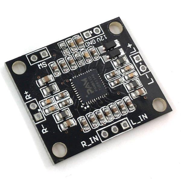 Усилитель звука 2 х 15 Вт класса D PAM8610