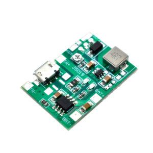 MicroUSB плата заряда Li-Ion АКБ (с защитой)