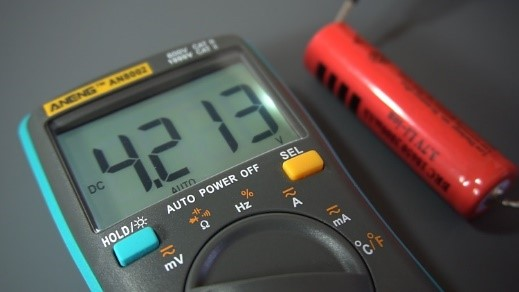 battery_voltage