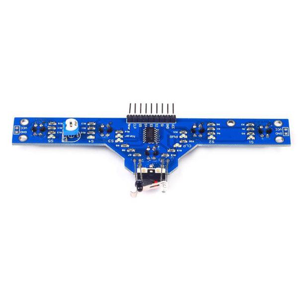 Датчик слежения BFD-1000 на базе датчиков TCRT5000