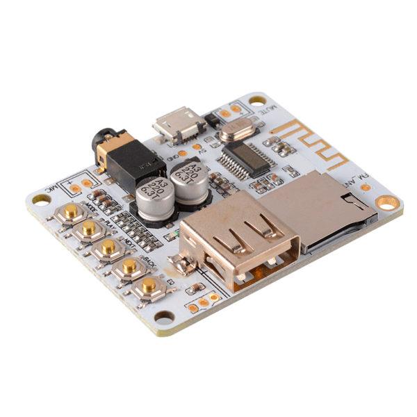 Модуль МР3 плеера с BT/USB/microSD