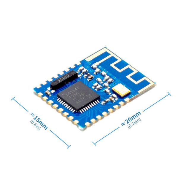 Bluetooth модуль JDY-08 на базе CC2541