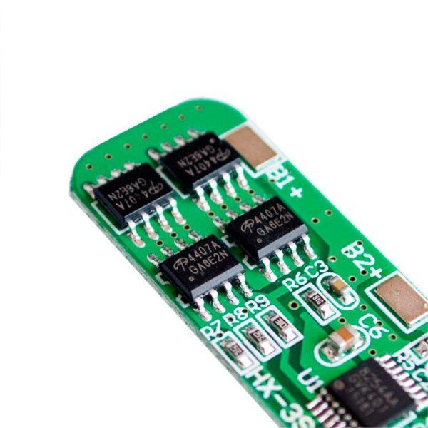 BMS плата-контроллер заряда аккумуляторов Li-Ion LiPO