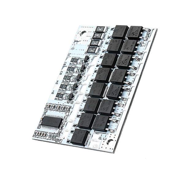 BMS 5S (21В, 100А) — контроллер заряда NCM аккумуляторов с защитой