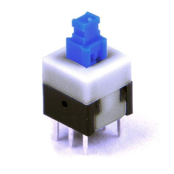 Кнопка PS 800L с фиксацией