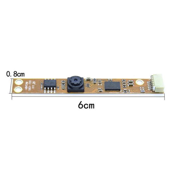 Бескорпусная USB камера 1Мп
