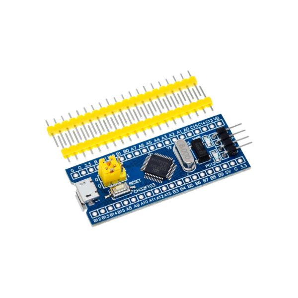 Плата разработчика на CH32F103C8T6 (64Кб, 80МГц)