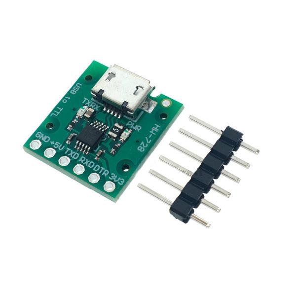 USB-TTL программатор CH340E