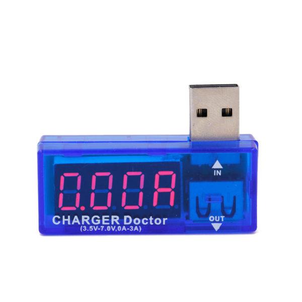 Тестер тока и напряжения Charger Doctor