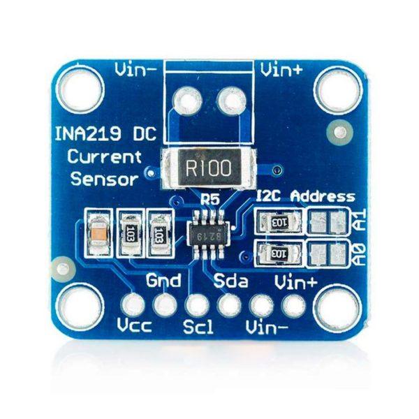 Датчик силы тока и напряжения CJMCU-219 (INA219)