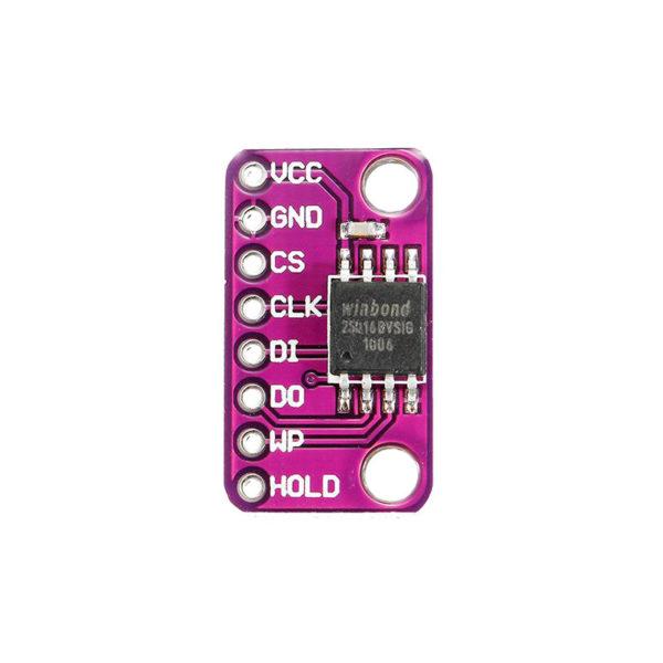 CJMCU-2516 — модуль флэш памяти SPI