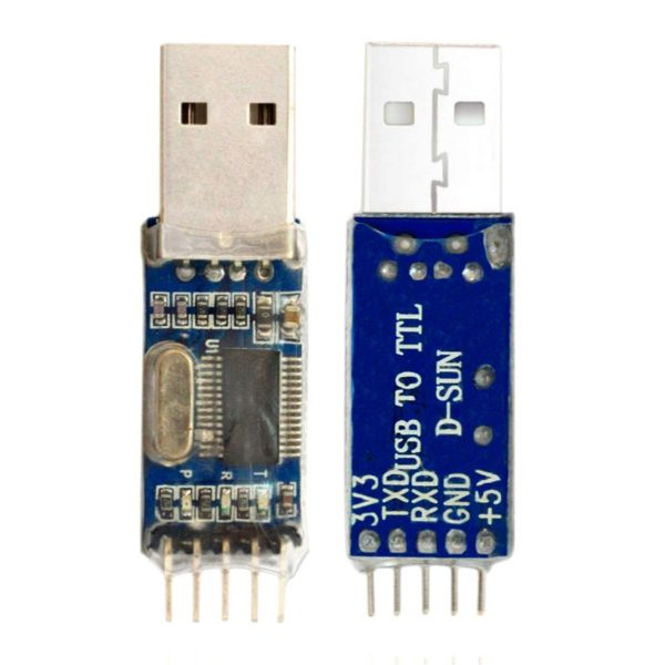 Программатор USB-UART PL2303 TTL