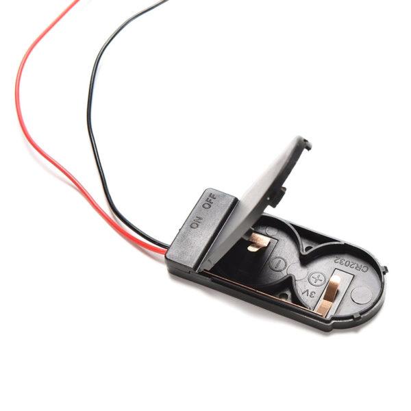 Корпус для батарей CR2032