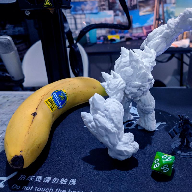 Модели, напечатанные на Creality Ender 3