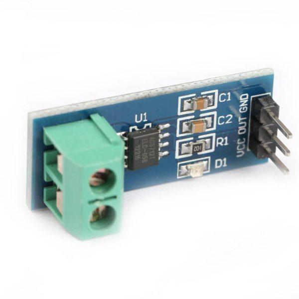 Датчик для измерения напряжения тока 5А