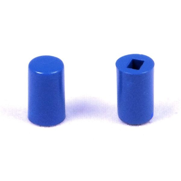 Циллиндрический колпачок A-04 Синий