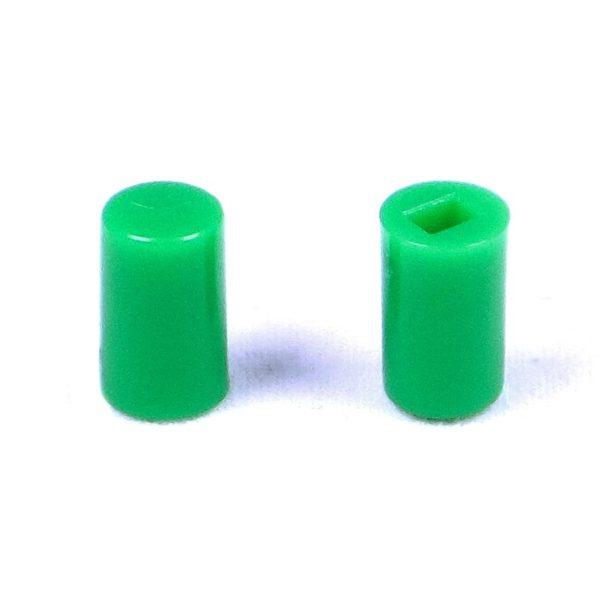 Циллиндрический колпачок A-04 Зеленый