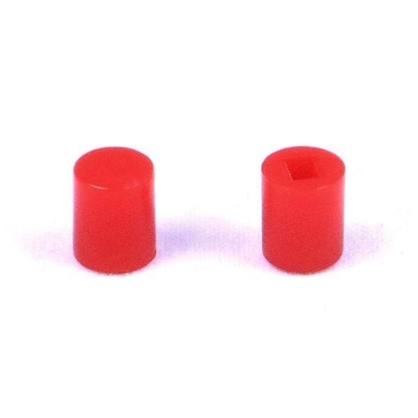 Циллиндрический колпачок A-06 Красный