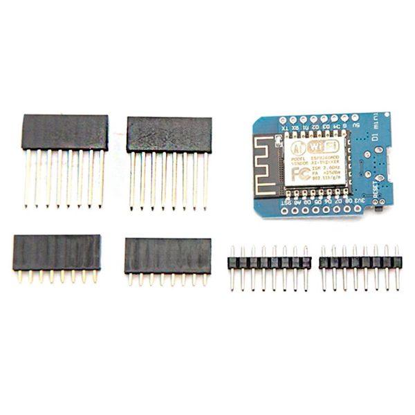 WeMos D1 Mini - мини NodeMcu на базе ESP8266 (ESP-12F)