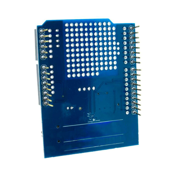 Data Logger Shield XD204 (шилд записи данных)
